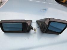 Außenspiegel links / rechts mattsw Seitenblinker Mercedes-Benz W124 190 W201