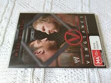 WWE: VENGEANCE 2005- HELL IN A CELL- DVD, R-1, VERY GOOD, FREE POST IN AUSTRALIA
