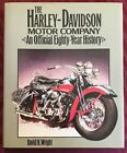 The+Harley+Davidson+Motor+Company%3A+An+Eighty-Year+History+%7E+1983+Hardcover+Book