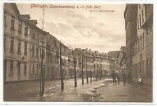 Göttingen *Überschwemmung 1909 Untere Maschstraße