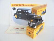 DINKY TOYS / ATLAS . CITROEN Traction 11 BL
