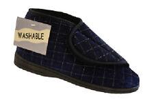 Zapatillas de andar textiles sin marca por casa de hombre