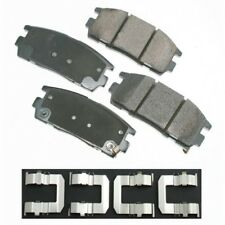 Akebono ACT1275 Rear Ceramic Brake Pads