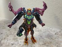 Transformers Beast Wars 1998 Transmetals Tarantulas Figure