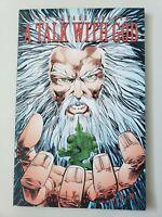 THE SAVAGE DRAGON: A TALK WITH GOD TPB IMAGE COMICS LARSEN! BRAND NEW UNREAD