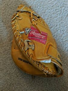 "Rawlings RCM33 Catchers Mitt 32"" Circumf LHT Lite Toe FlexLoop"