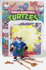 Vintage Teenage Mutant Ninja Turtles Tmnt-Panda Khan Héroe Figura De Acción