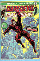 Daredevil# 100 ,1st app. Angar the Screamer , DD gives Rolling Stone interview