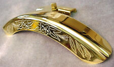 GOLD BANJO ARM REST for repair or replacement armrest