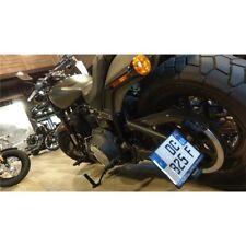 FENDER ELIMINATOR LATERAL HARLEY-DAVIDSON SOFTAIL FAT BOB AD-SPLHD003 MOTOMIKE 3