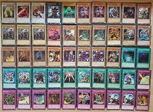 Yu-Gi-Oh! Sechs Samurai Deck #44/xxyugioh 50 Karten