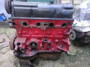Ford Pinto Sierra 2.0 engine