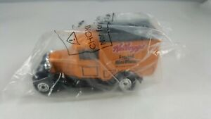 Kelloggs Frosted Mini Wheats Ford Model A Matchbox Die Cast Cereal Promo Vintage