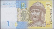 Lot 10 PCS Ukraine Ukraine 1 Hryvna Hryvnia (UAH) 2014 Pick 116 Gontareva