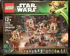 LEGO 10236 Star Wars Ewok Village - NEW - Sealed