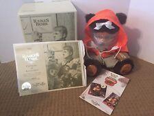 Raikes Bears - 1990 Grizzly Camp - Hillary w/ COA & Original Box - Signed