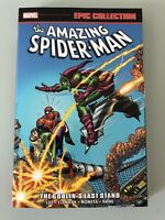 Amazing Spiderman: The Goblin's Last Stand, Marvel Epic Collection TPB Brand New