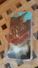Iphone cat case BNIB