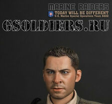 1/6 soldier story US Marine Raiders ( MSOT ) SS094 - head sculpt only