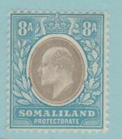 Somaliland 34 Mint Hinged OG * - No Faults! Very Fine