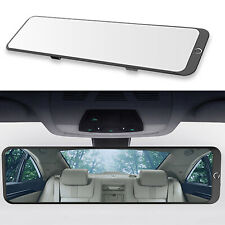 300X80mm Wide Interior Clip On Rear View Flat Mirror Universal Cars Accessories