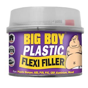 Plastic Flexible Bumper Repair Flexi Car Body Filler Hardener & Applicator 250ml