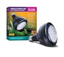 Arcadia jungle Dawn COMPACT LED Spot light Ampoule 40W croissance végétale reptile E27