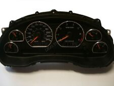 Ford Mustang 1994-2004  6- teilig ALUMINIUM TACHORINGE / TACHO RINGE