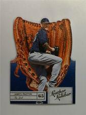 2019 Leather and Lumber Gloves Base #26 James Paxton