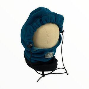 Head Sokz by Gotta Go Hood Hat Polartec Fleece Neck Cover Warm USA Men Women