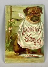 Antique Raphael Tuck & Sons Puggle'S Stories Childrens Toy Book (A)