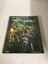 Shadowrun Ghost Catels Campaign Supplement Roleplaying Game RPG 26003