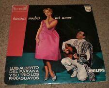Buenas Noches Mi Amor Luis Alberto Del Parana~UK Import Traditional Latin~FAST!