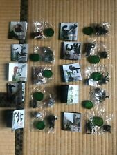 """Kaiyodo,Movie KING KONG Figure Collection,""""All 10 Figures Complete Set"""""""