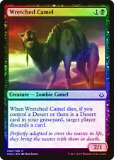 Wretched Camel FOIL Hour of Devastation NM Black Common MAGIC CARD ABUGames