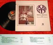 LP Don Nix: Hobos, Heroes and Street Corner Clowns