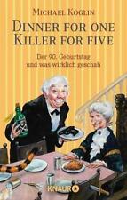 Dinner for One - Killer for Five von Michael Koglin (2010), UNGELESEN