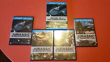"Coffret 4 DVD ""Jurassic Vol.2 Eau, danger mortel"""