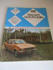 LEA L'Expert Automobile N°101 | Opel Rekord 2100 D - Alfa-Roméo 1300/2000 ► 1974