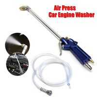 Air Power Siphon Engine Oil Water Cleaner Gun Cleaning Degreaser Pneumatic To Ug