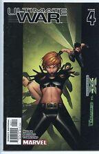 Ultimate War 2003 series # 4 near mint comic book