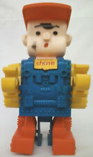 ding a ling shoe shine topper toys vintage toys in good cond. comes w back plate