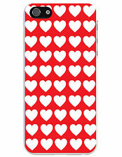 Acrylic Patterned Mobile Phone Fitted Cases