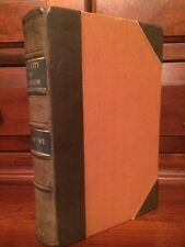 RARE 1736 History of Glasgow, SCOTLAND, Revolutions, Cathedral, Bishops, 1st ed.