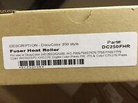 XEROX DOCUCOLOR 240 250 242 252 260 700 XEROX COLOR 550 560 FUSER HEAT ROLLER