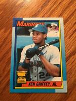 Ken Griffey Jr 1990 Topps All-Star Rookie #336 . Mariners