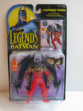 Legends Of Batman Knightquest Batman With Battle Wings (Kenner 1994) Brand New