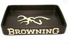 Browning Buckmark Soap Dish, Logo Bath Accessories