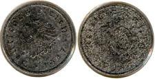 Alliierte Besatzung  10 Reichspfennig 1947 F  prägefrisch