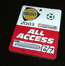 LA Galaxy MLS Soccer - Home Depot Center god pass
